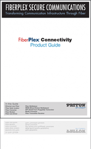 FiberPlex Connectivity Product Guide
