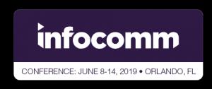 InfoComm Web Badge