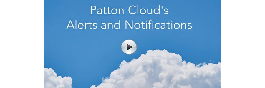 Cloud Alerts Video