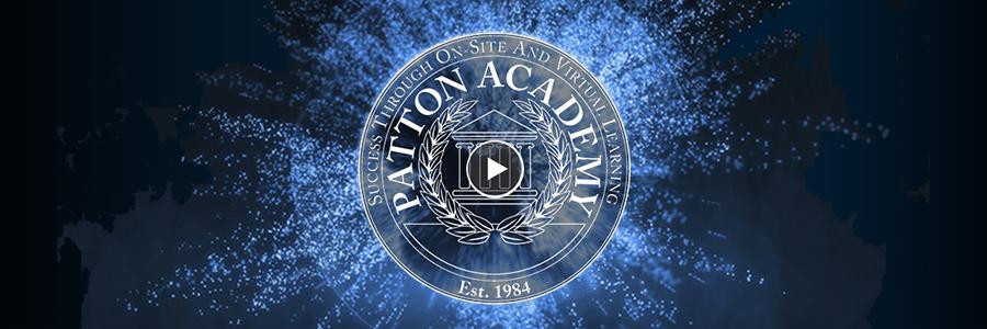 Patton Academy Video